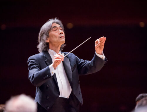 The OSM unveils Nagano's final Season as Music Director