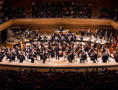 Tourstart: OSM and Kent Nagano's Europe Tour