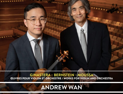 Kent Nagano with recording in Canada's top 20 classical albums of 2020